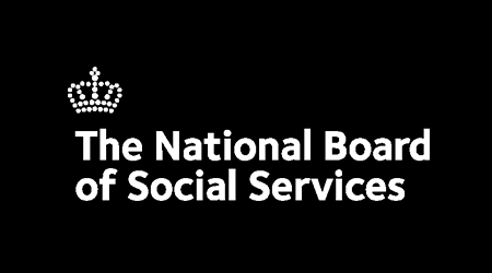 National Board Logo Negative